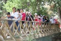 YERALTI ŞEHRİ - Aksaray Turistlerin Uğrak Yeri Oldu