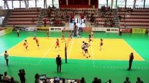 KADIN VOLEYBOL TAKIMI - Avrupa 19 Yaş Altı Kadınlar Voleybol Şampiyonası
