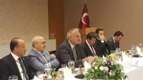 AYDIN VALİSİ - Bakan Ersoy, Kuşadalı Ve Didimli Turizmcilerle Bir Araya Geldi
