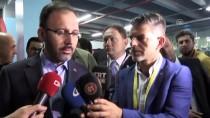 Bakan Kasapoğlu Açıklaması 'Gençlerimizin, Takımımızın Geleceğine İnanıyoruz'