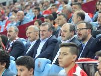 Mehmet Kasapoğlu - Bakanlar Milli Maçı Tribünde Taraftarların Arasında İzledi