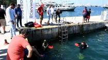 BODRUM BELEDİYESİ - Balık Avı Festivali, Deniz Dibi Temizliğiyle Başladı