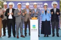 TEMEL ATMA TÖRENİ - Balıkesir'in İkinci Millet Parkı Havran'a Yapılacak
