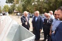 Başkan Gül, Muhtarla Bir Araya Geldi