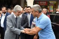 EMRULLAH İŞLER - Başkan Tuna, Kızılcahamam Kültür, Sanat Ve Su Festivali'ne Katıldı