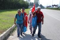DEVLET BAHÇELİ - Cezaevindeki Çocuklarına Af İçin Ankara'ya Yürüyorlar