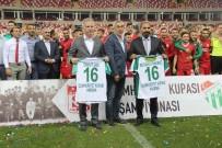 SİVAS VALİSİ - Cumhuriyet Kupası'nı Demir Grup Sivasspor Kazandı
