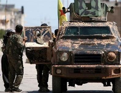 Esed güçleri ile YPG/PKK Haseke'de çatıştı