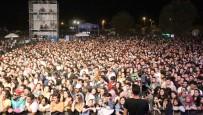 ÖZEL GÜVENLİK - Festivale İlk Gün 20 Bin Kişi Katıldı