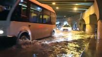 HAVA MUHALEFETİ - GÜNCELLEME - İstanbul'da Kuvvetli Yağış