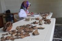 Harput Kalesinde 5 Yılda, 110 Bin Obje Gün Yüzüne Çıktı