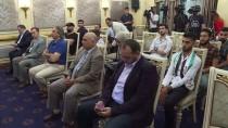 KATLIAM - 'İdlib'de 4 Milyon Kişi Tehdit Altında'