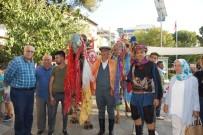 EDIZ SÜRÜCÜ - İncir Festivali Renkli Görüntülere Sahne Oldu