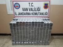 SİGARA KAÇAKÇILIĞI - Jandarmadan Kaçak Sigara Operasyonu