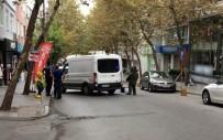 ŞÜPHELİ ÇANTA - Kağıthane'de Şüpheli Çanta Alarmı