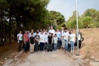 Karacebey'de Gençler Çevre Temizliği Yaptı