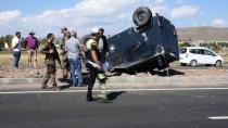 Kars'ta Zırhlı Polis Aracı Devrildi Açıklaması 2 Yaralı