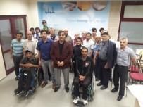Keleşoğlu; 'Engellileri Topluma Kazandırma Gayreti İçindeyiz'