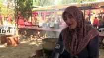 Köylü Kadınlar Yöresel Lezzetleri Tanıttı