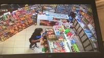 Küçük Kız Market Sahibi Yokken Şeker Aldı Parasını Kameraya Gösterip Bıraktı
