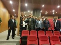 AYDIN VALİSİ - Kültür Ve Turizm Bakanı Ersoy Kuşadası'nda