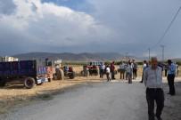 ÇİMENTO FABRİKASI - Mahalleliden Çimento Fabrikası Kurulmasına Tepki