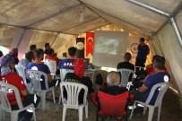 Manisa'da Kurtarma Tatbikatı