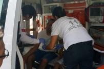 19 MAYıS - Milas'ta Trafik Işıklarında Kaza; 4 Yaralı