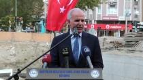 KUŞ YUVASI - Müftülük Külliyesi'nin Temeli Diyanet İşleri Başkanı Prof. Ali Erbaş'ın Katılımı İle Atıldı
