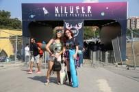 ŞEBNEM FERAH - Nilüfer Müzik Festivali'ne Coşkulu Açılış