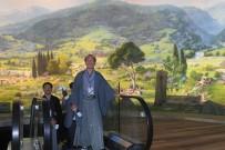 Panoramik Müzeye Giren Dünya Şehirlerinin Başkanları Kendinden Geçti