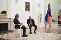 DAĞLIK KARABAĞ - Rusya Devlet Başkanı Putin, Ermenistan Başbakanı Paşinyan İle Görüştü