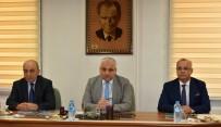 ARITMA TESİSİ - Salihli OSB Müteşebbis Heyeti Toplandı