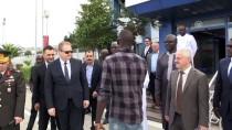 SEYFULLAH - Senegal Cumhurbaşkanı Sall Trabzon'da
