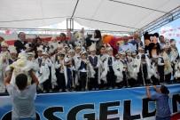 SÜNNET ŞÖLENİ - Tekkeköy'de 250 Çocuk Erkekliğe İlk Adımı Attı