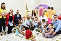 Tunceli'de Kreş Ve Gündüz Bakımevi Açıldı