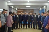 ÖZEL HAREKET - Ülkü Ocakları Genel Başkanı Olcay Kılavuz Erzurum'u Ziyaret Etti