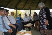 ŞEREF AYDıN - Yağ Ve Bal Festivali Kazdağları'nın Eteklerinde Yapıldı