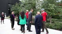 KOLOMBIYA - ABD'deki İkonik Anıtta Türkiye De Temsil Edilmeye Başlandı