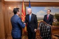 REFERANDUM - ABD Senatörü Johnson Makedonya'da