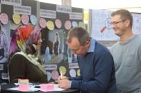 BAŞÖRTÜLÜ - Almanya'daki Müslüman Kadınlar Karşılaştıkları Zorlukları Anlattı