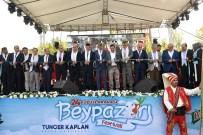 EMRULLAH İŞLER - Ankara Büyükşehir Belediye Başkanı Tuna, Uluslararası Beypazarı Festivali'ne Katıldı