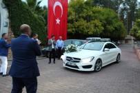 NAFAKA - Antalya'da Düğün Takılarına Nafaka Haczi