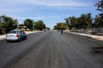 Arguvan'da 6 Caddeye Sıcak Asfalt
