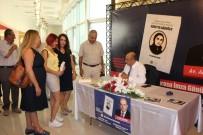 Avukat Çelik, İlk Kadın Avukat Ağaoğlu'nu Anlattığı Kitabını Mersin'de Meslektaşları İçin İmzaladı