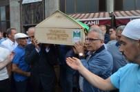 Bakan Turhan, Trabzon'da Cenaze Namazına Katıldı