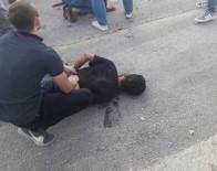 KATLIAM - Ankara'da bir kişi 'Ben şeytanım' dedi, 2 kişiyi bıçaklayarak öldürdü