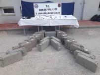 Bursa'da Baz Çetesi Yakalandı