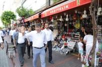 TOPTANCI HALİ - Büyükşehir Belediyesinden Alanya'ya 704 Milyon Liralık Yatırım