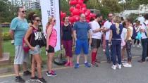CADDEBOSTAN - Cerebral Palsy'li Çocuklar İçin 'Farkındalık Yürüyüşü' Düzenlendi